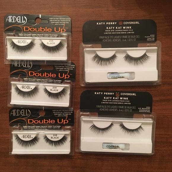 1b64dcd28be Ardell Makeup | 5 Pairs Lashes Bundle Lot Eyelashes | Poshmark